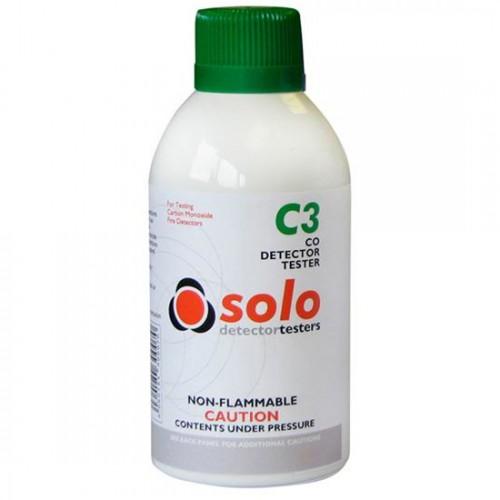 Chai thử đầu báo SOLO-C3