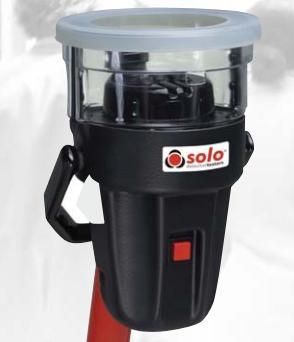 Thiết bị thử đầu báo nhiệt dùng Pin xạc SOLO-461-001