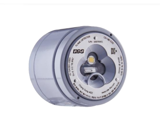 Explosion-proof fire detector CS-UIE-C20F ChangSung