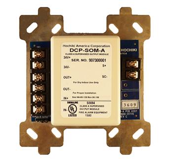 DCP-SOM-A Module đầu ra cấp điện cho chuông báo cháy