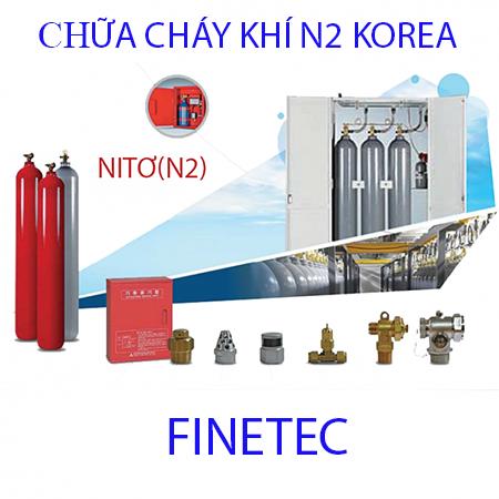 Hệ Thống Chữa Cháy Khí Nitơ (N2) Finetec