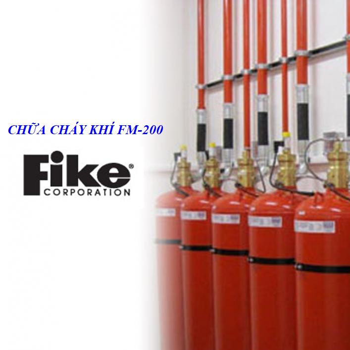 Chữa cháy khí FM200 Fike