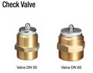 Van một chiều cho hệ thống FM-200 (Check Valve)