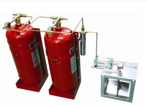 Giải pháp chữa cháy khí FM200 mô hình nhỏ rất hiệu quả
