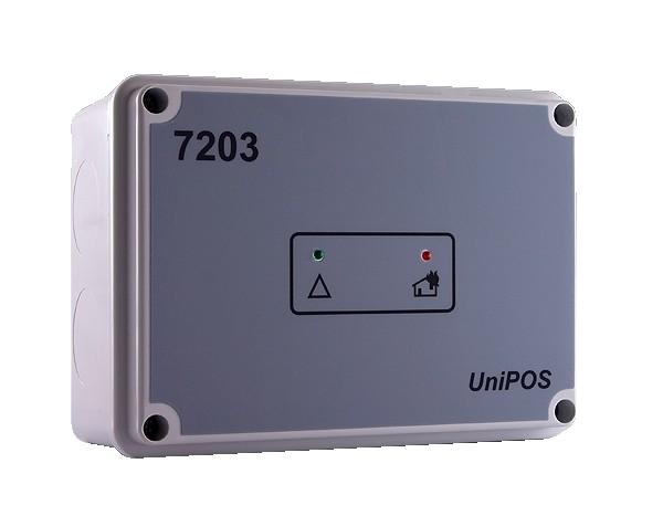 Module điểu khiển giám sát Unipos FD7203