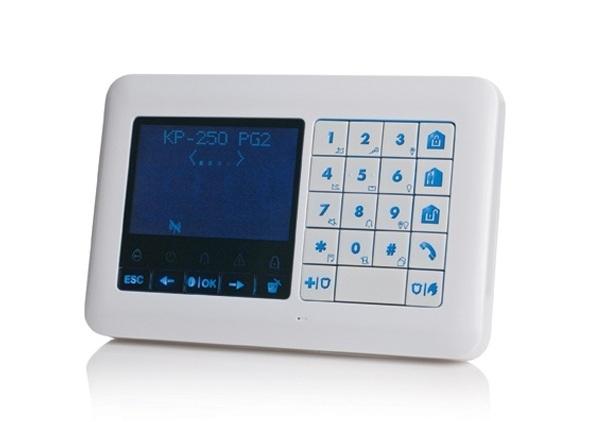 Bàn phím không dây điều khiển VISONIC KP-250 PG2